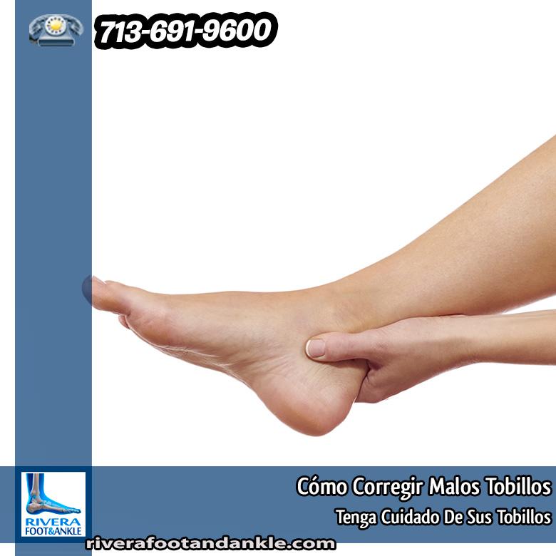 Cómo Corregir Malos Tobillos - Rivera Foot and Ankle