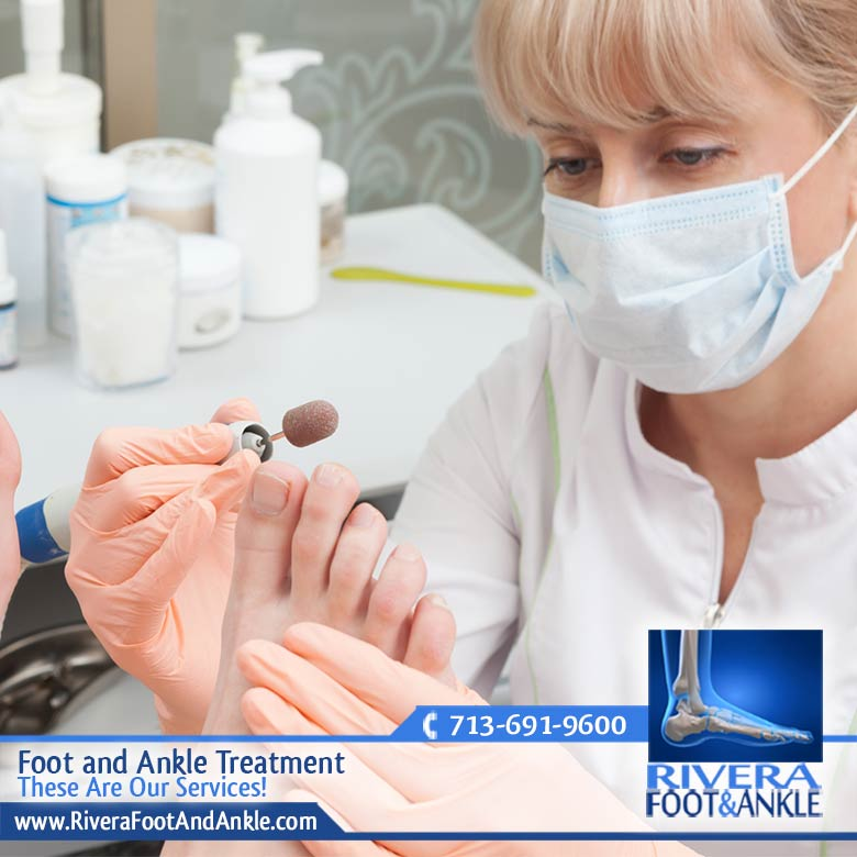 300916 Foot and Ankle Treatment