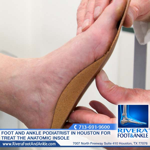 011517 anatomic insole in houston