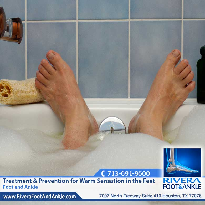 28 Treatment Prevention for Warm Sensation in the Feet