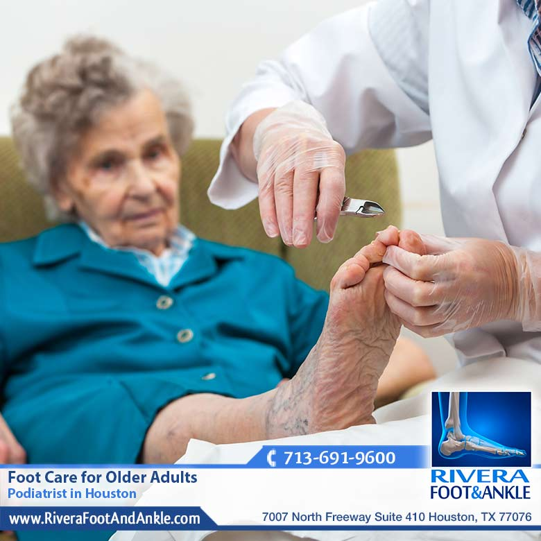 28 Foot Care for Older Adults